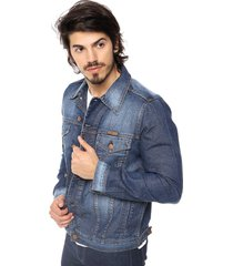 campera de jean wrangler western jacket