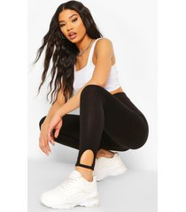 cut out ankle legging