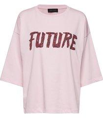 future-ls t-shirts & tops short-sleeved rosa storm & marie