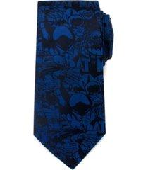 dc comics batman comic men's tie