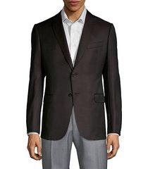 pin dot sport jacket