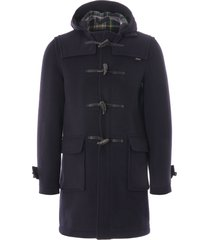 gloverall morris duffel coat | navy | mc3512-nadr
