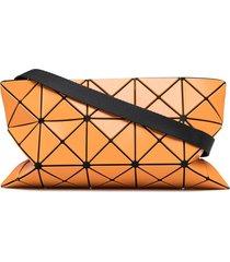 bao bao issey miyake prism shoulder bag - orange