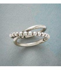 criss cross ring