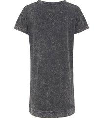 abito in maglina di cotone biologico (grigio) - rainbow