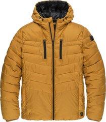 pme legend pja205100 1124 zip jacket taffetar skycontrol yellow