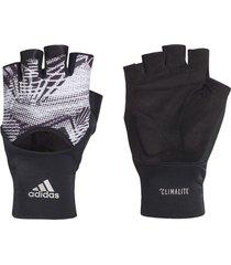 luva adidas train glove branco