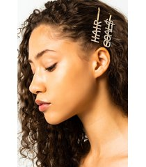 akira hair goal$ hair clip set