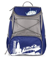 oniva by picnic time ptx backpack toy story pizza planet navy