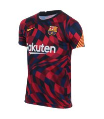 camiseta nike fc barcelona infantil