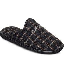 20153 slippers tofflor svart hush puppies