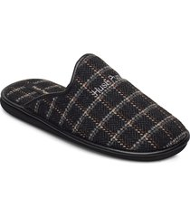 20153 slippers tofflor svart hush puppies