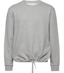 m. felix sweater sweat-shirt trui grijs filippa k