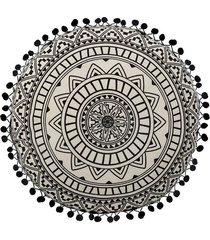 poduszka okrągła dekoracyjna ronda