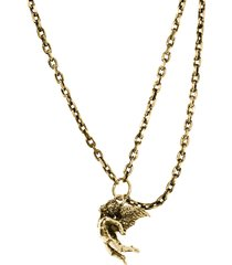 14kt yellow gold arcadia necklace