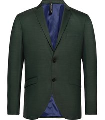 slhslim-mylostate flex green blz b noos blazer colbert groen selected homme