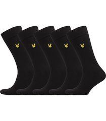 liam underwear socks regular socks svart lyle & scott
