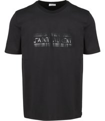 t- shirt col rond