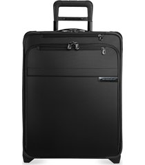 briggs & riley baseline 21-inch international expandable rolling carry-on - black