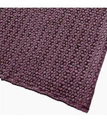 dywan bawełniany ruggi fioletowy