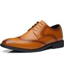 scarpe da sposa formali eleganti con bretelle da uomo