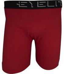 boxer rojo eyelit 526