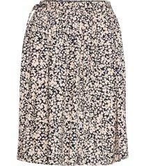 slgaby ilio skirt kort kjol beige soaked in luxury