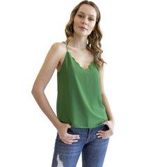 blusa kate verde racaventura