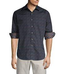 alamont printed sport shirt