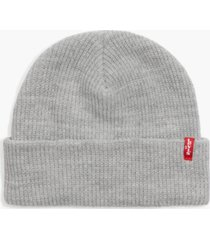 levi's lofty turn-up beanie