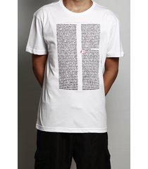 camiseta gutenberg bible