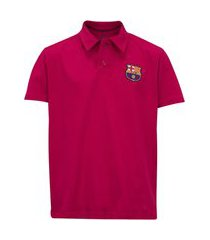 camisa polo barcelona juvenil tradicional pais
