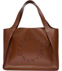 borsa donna a mano shopping stella logo