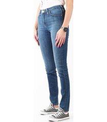 skinny jeans lee scarlett high l626svmk