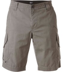 fox men's slambozo classic-fit cotton cargo shorts