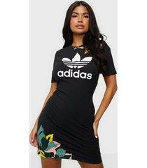adidas originals tee dress fodralklänningar