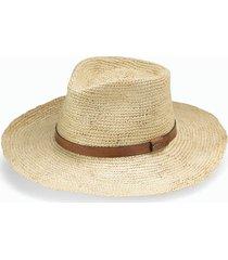 stowaway packable panama hat