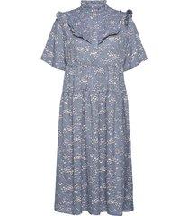 darling dress jurk knielengte blauw lollys laundry