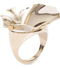 anel feminino movimentos - ouro