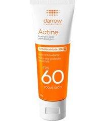 actine protetor solar fps 60 darrow 40g