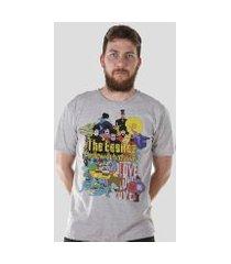 camiseta bandup! the beatles yellow submarine