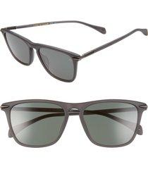 men's rag & bone 55mm sunglasses - grey