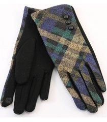 guantes azules almacén de parís