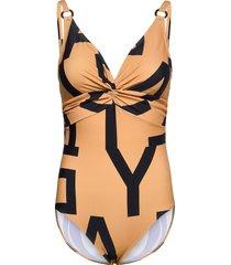 lucca swimsuit baddräkt badkläder creme missya