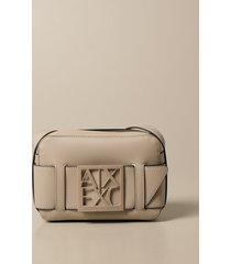 armani exchange mini bag armani exchange shoulder bag in synthetic leather