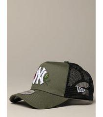 new era hat new era trucker hat with ny yankees logo