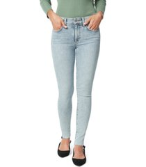 joe's jeans the icon cut-hem ankle jeans
