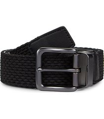 reversible gunmetal belt