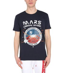 mission to mars t-shirt