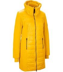 giacca outdoor lunga (giallo) - bpc bonprix collection